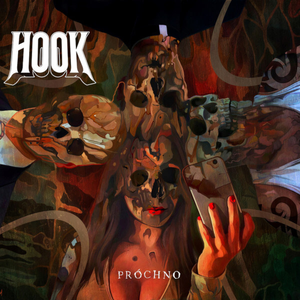 Zespół Hook i album CD Próchno