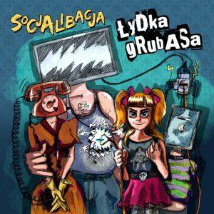 Łydka Grubasa i płyta CD Socjalibacja