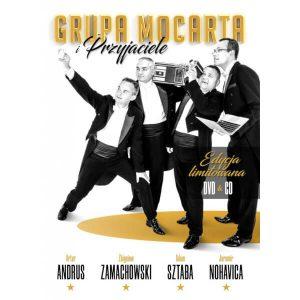 Kabaret Grupa Mocarta i przyjaciele DVD i CD